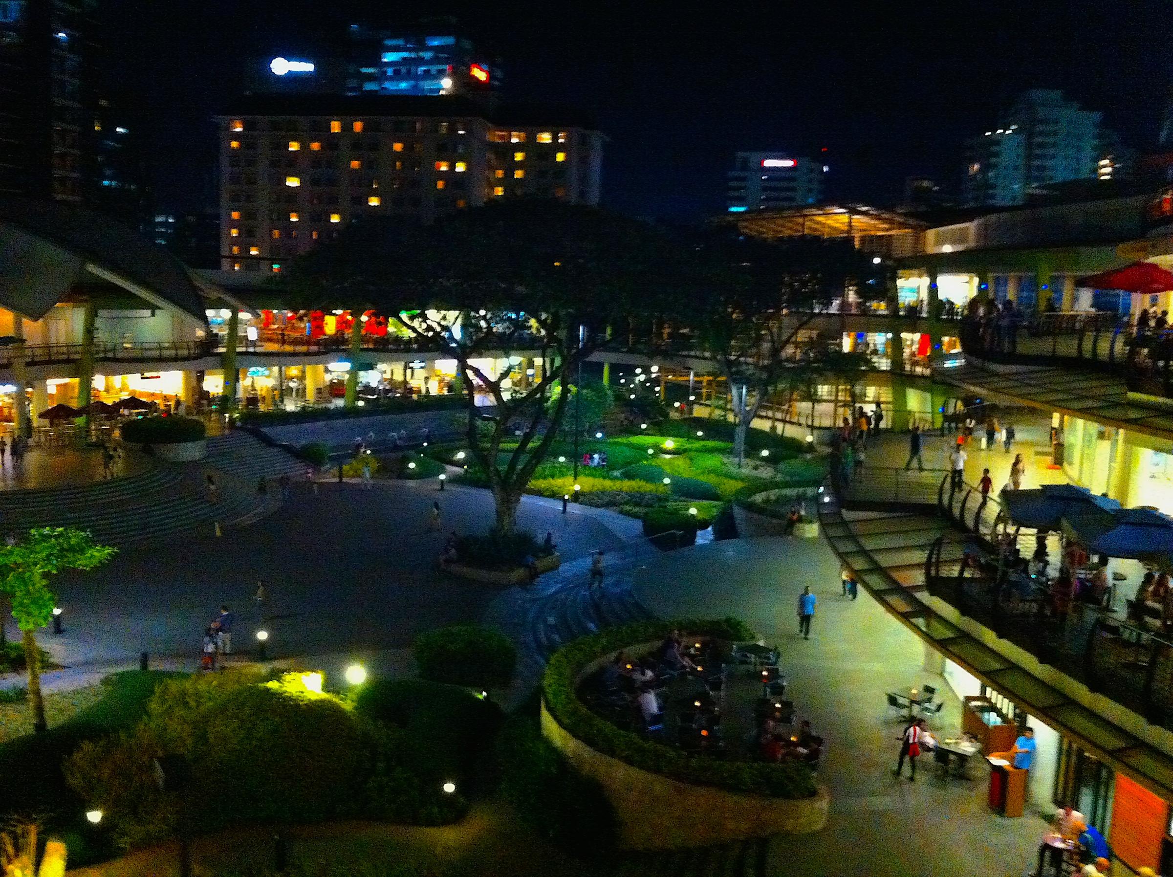 Ayala Mall Cebu Philippines