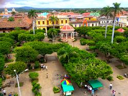 Top of Cathedral Granada Nicaragua