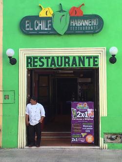 El Chile Habanero Restaurant