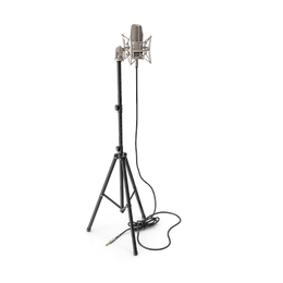 Condenser Microphone with Stand.G08.2k-m