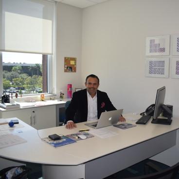 Fernando Blasi • President & CEO