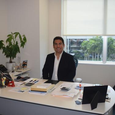 Alejandro Blanchard • Vice President