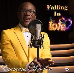 Обложка сингла Falling In Love