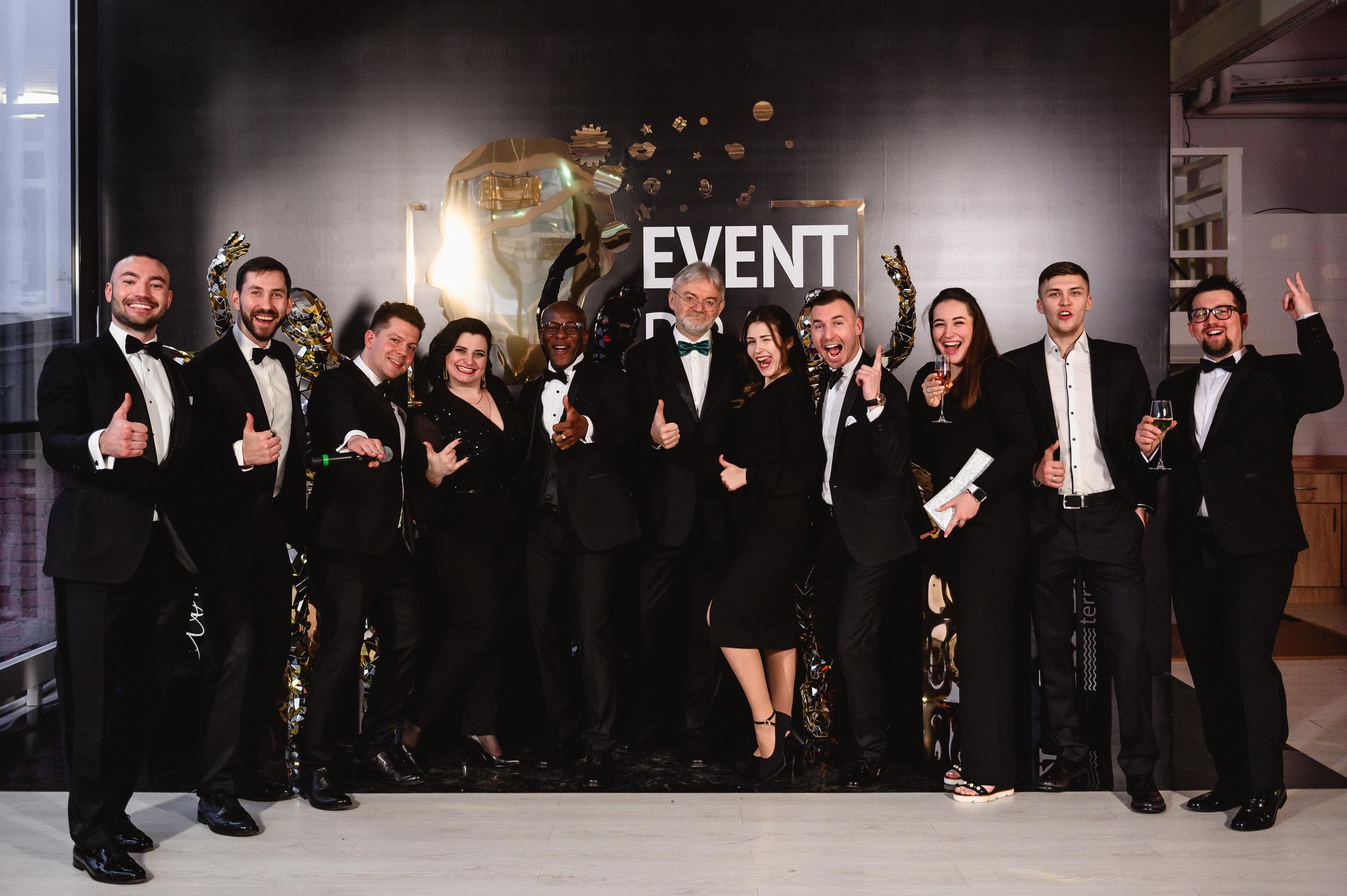 EVENTBRAIN 2020 Императорская команда