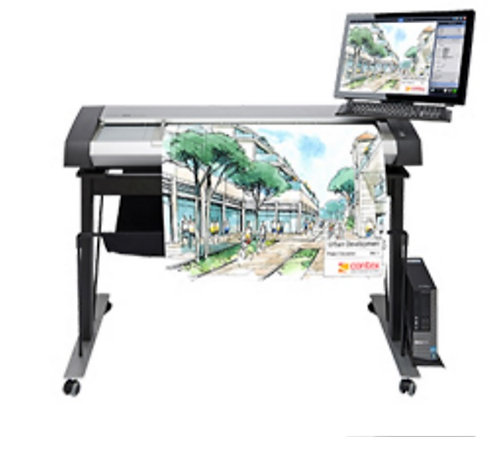 Scan Station Pro A0 Scanner