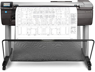HP T730; A low cost, High Spec Large Format A0/A1printer