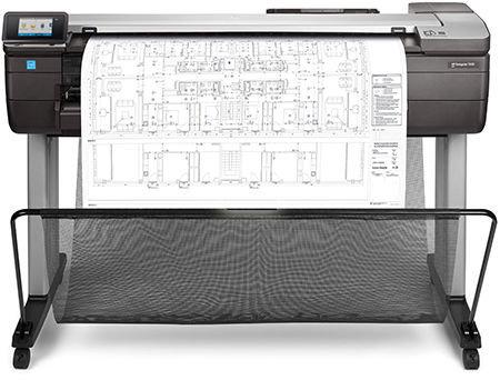 HP T730  A1 & AO Plotter