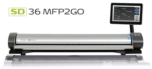 Contex MFP2GO SD 36  Large Format Scanner