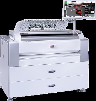laser large format plotter