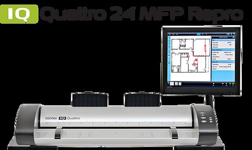 Contex iQ Quattro 24 MFP Repro Scanner