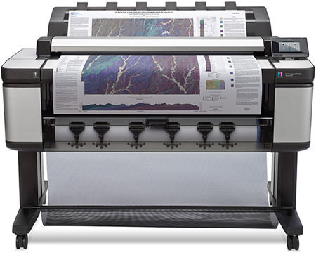 HP T3500 Multifunction Large Format Plotter