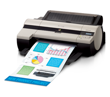 "Canon iPF510 17"" Home Use Plotter"
