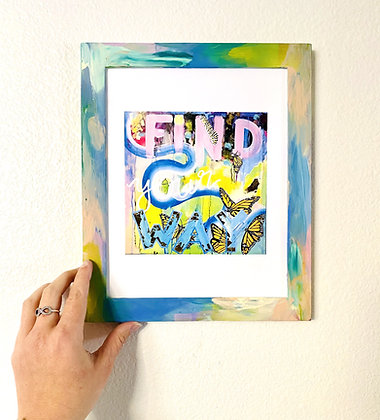 Find Your Way 8x10