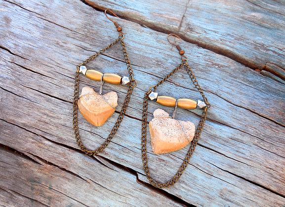 Tiburon Earrings