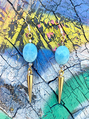 Espiga Nueva Earrings