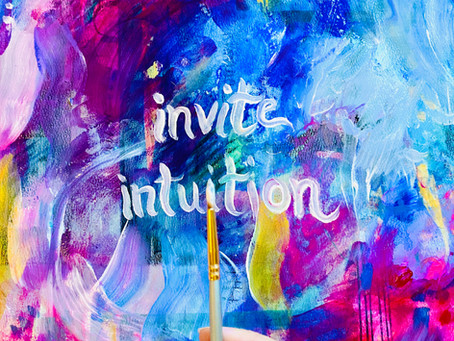 Intuition: 5 Steps for Inviting It