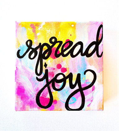 Spread Joy