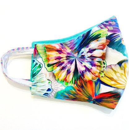 Brilliant Butterflies Mask