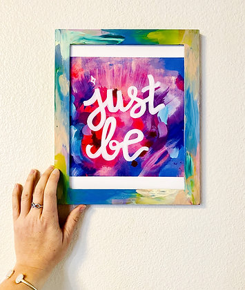 Just Be 8x8