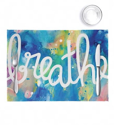 Breathe Placemats (4 Pack)