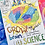 Thumbnail: Art Grows Your Brain; It's Science Coloring Sheet