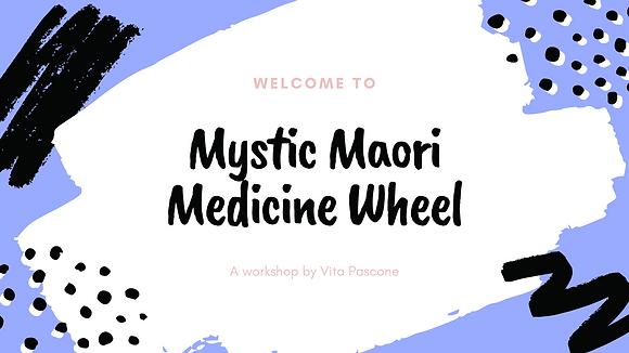 Maori Medicine Group Workshop