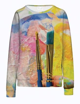 Paint Party Sweatshirt