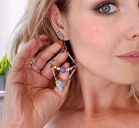 Genie Earrings