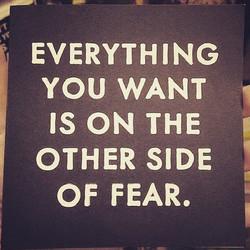love or fear