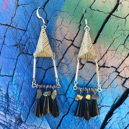 Candelabro Earrings