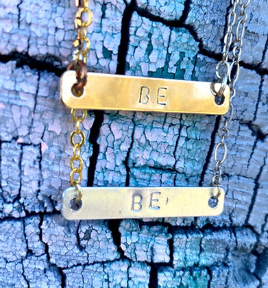 Be Necklace