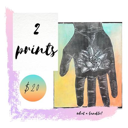 2 Print Bundle