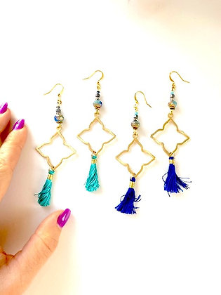 Grecia Earrings