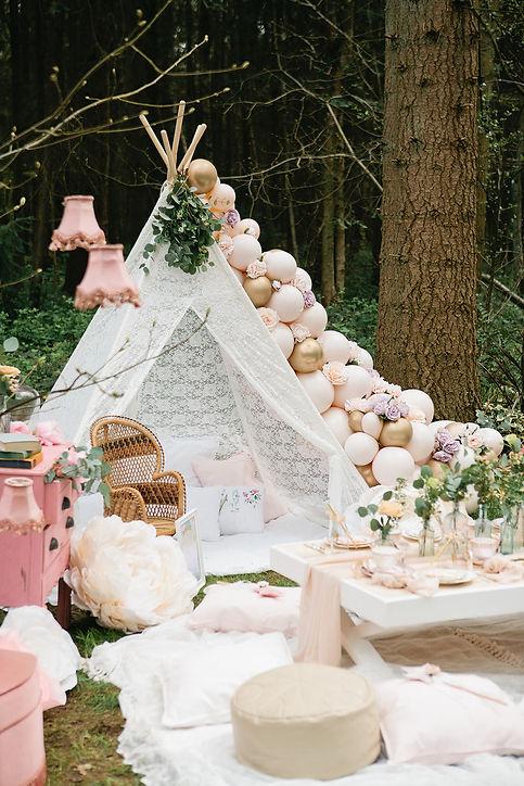 tipi tent fairy party.jpg