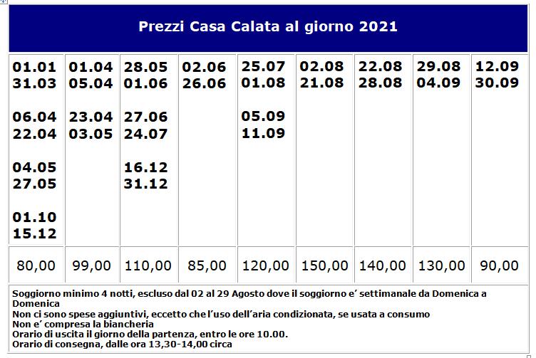 prezzi Casa Calata 2021.png