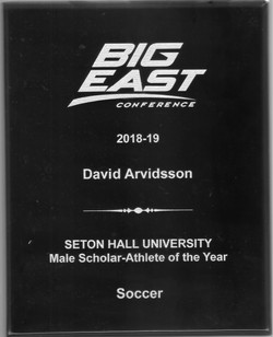 2019 BIG EAST DIV1 Male Scholar Athlete