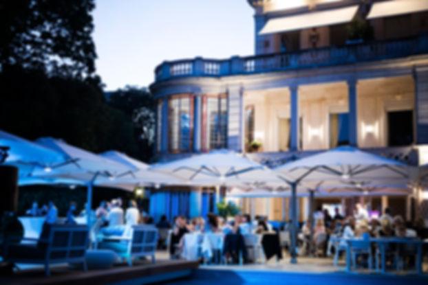 Repas Soirée Cocktail terrasse La Villa Guy Béziers