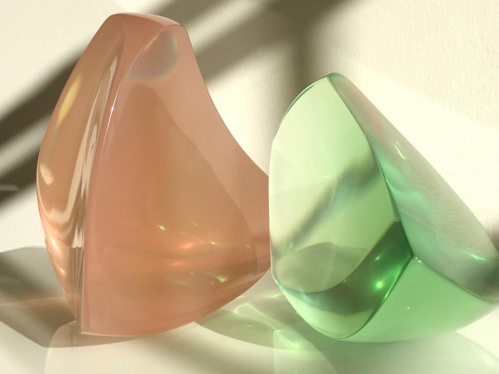 Shadow pink & glass green.jpg