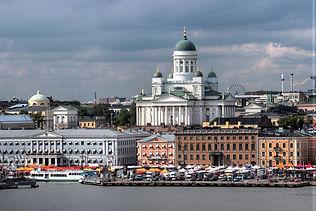 Helsinki Stadtführungen