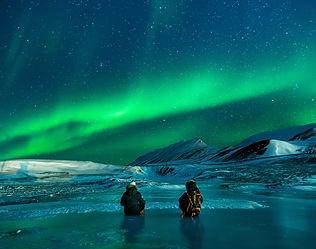Nordlichter Nordic Light Aurora Borealis