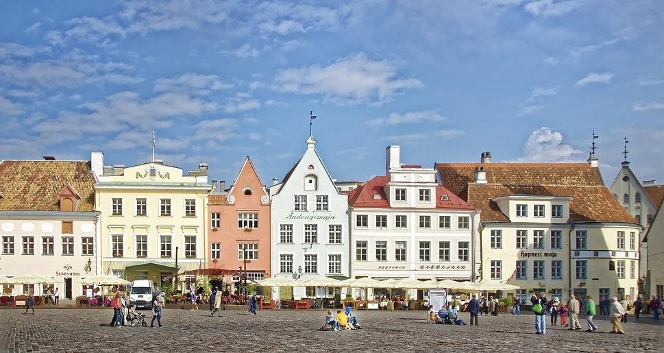 estonia-3729913_1920 Tallinna Raatihuone