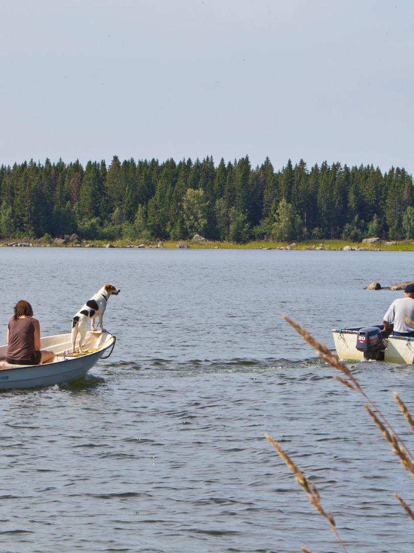 Vaasa_Kvarken Archipelago boats_PainoVaa