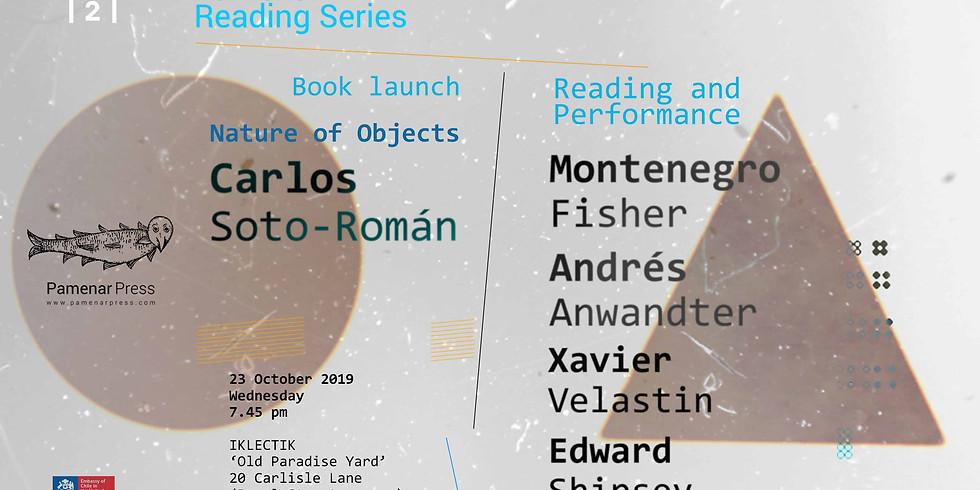 Pamenar reading Series | 02 | Book Launch
