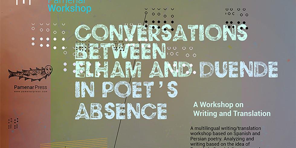 Pamenar Workshop   1   A Workshop on Writing and Translation