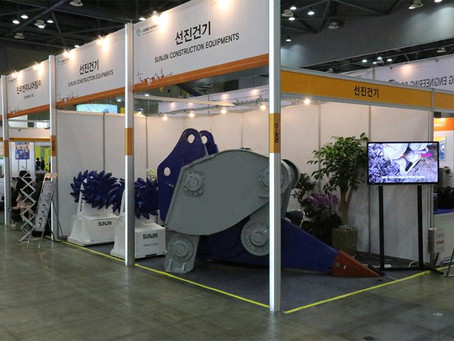 Exhibition - Conex Korea 2014