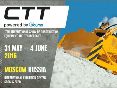 CTT exhibition at Moscow, Russia