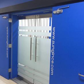 New sales office of SUNJIN CE