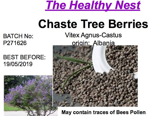 Chaste Tree Berry 1kg