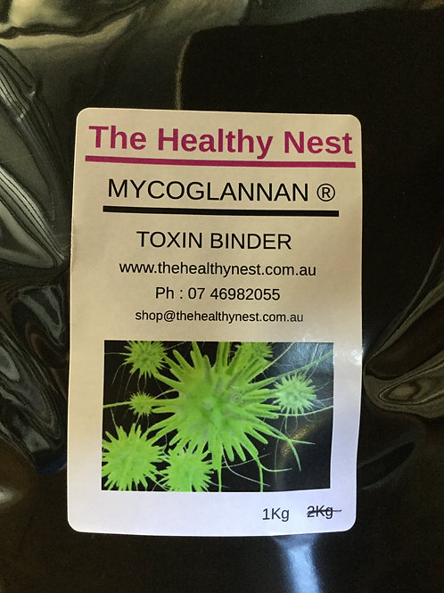 Free 1kg Magnesium Chloride with every purchase of 3kg of Mycoglannan