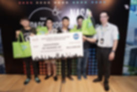 7. Hackathon 1st Runner Up - SpaceY.JPG